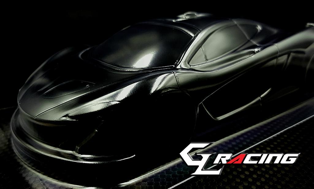 GL RACING Carrosserie Lexan P1M, GBL001-P1M