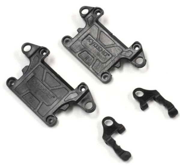 KYOSHO Bras de suspension avant miniz MR03 Hard, MZW433