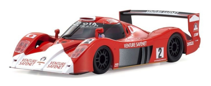 PRE-COMMANDE KYOSHO ASC MR03 RWD Toyota GT-One TS020 No.2, MZP334L2