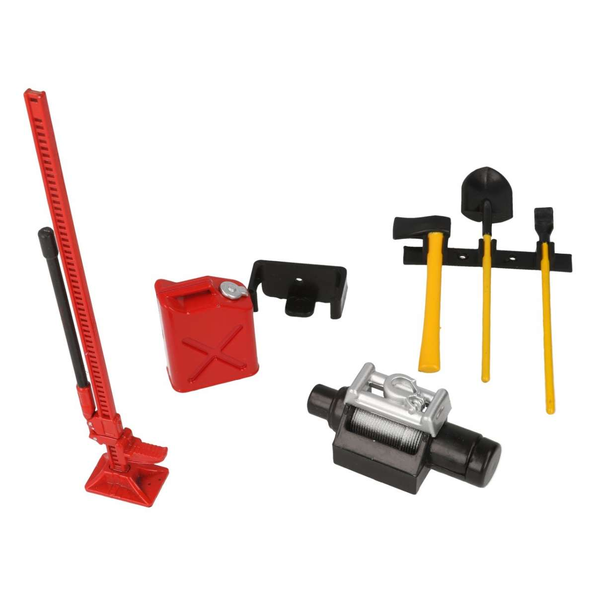 ROBITRONIC Kit outils Rouge Crawler, R21010R