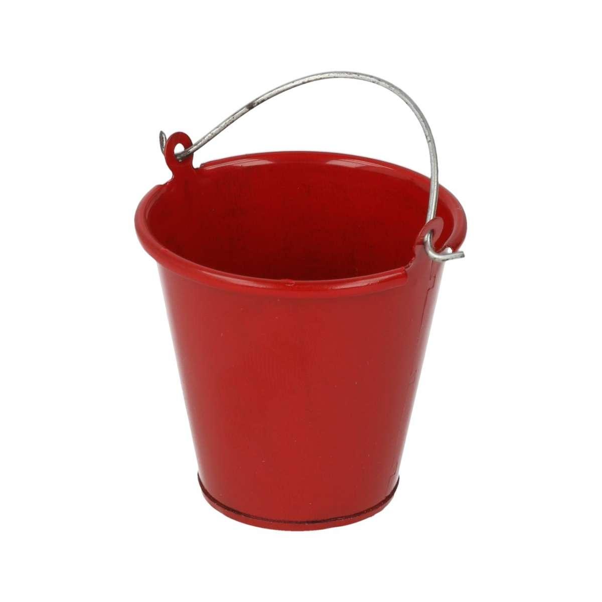 ROBITRONIC Sceaux rouge metallique, R21011R