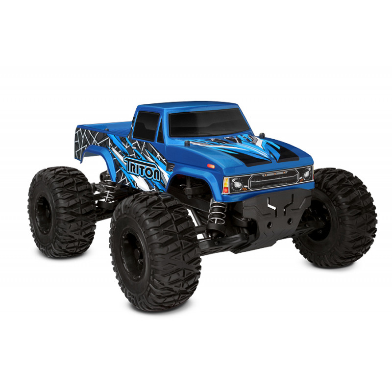 CORALLY ​​Monster Truck Triton SP 4x2 Brushed RTR, C-00250
