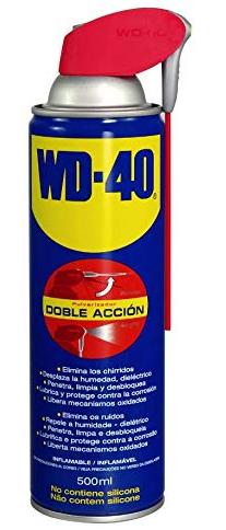 WD40 Lubrifiant Multifonction 250ml, WD44577