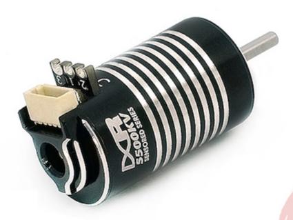 DXR Brushless 5500KV Sensor, XMM002-55