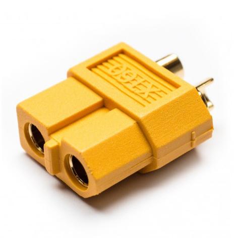 Beez2B Connecteur prise XT60 Femelle (10x), BEEC2034F