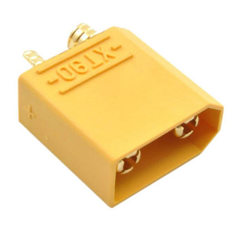 Beez2B Connecteur Prise XT90 Male (vario) (x10), BEEC2029M