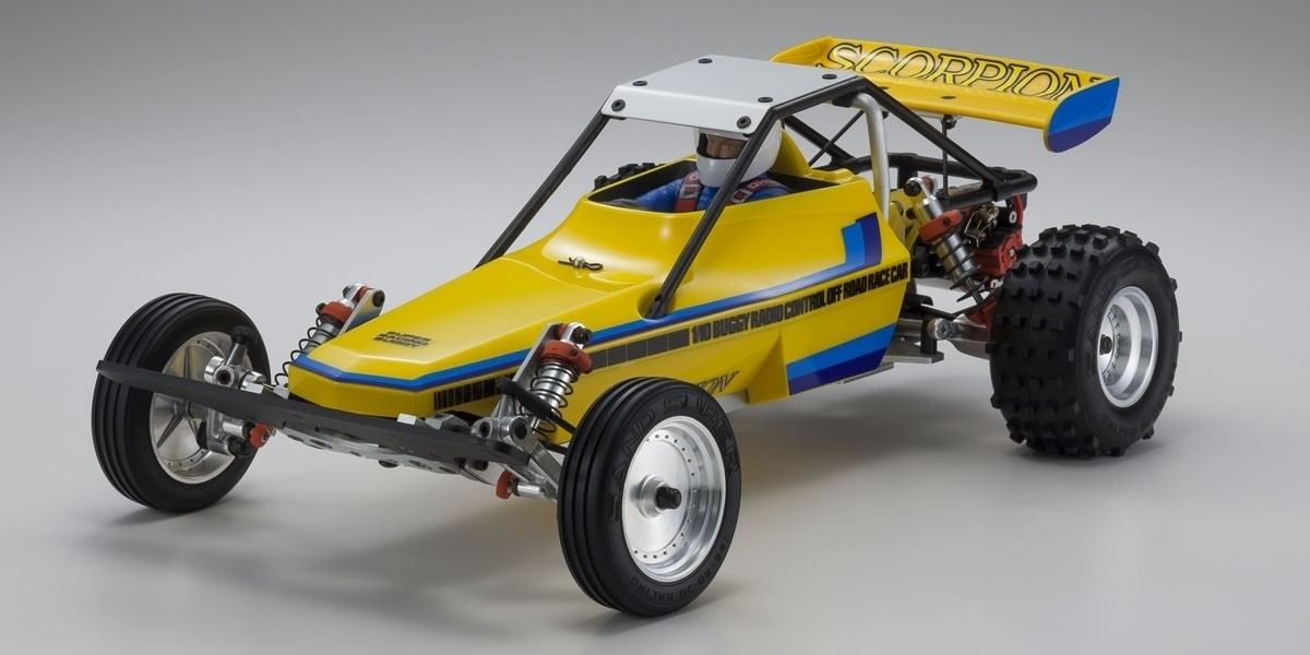 KYOSHO SCORPION 1:10 2WD KIT *LEGENDARY SERIES*, 30613
