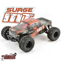 FTX SURGE 1/12 BRUSHED MONSTER TRUCK READY-TO-RUN (ORANGE)