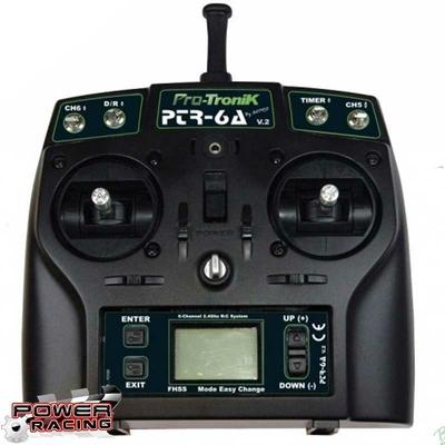 A2P Radio Programmable PTR-6A Pro-Tronik V2, 70100