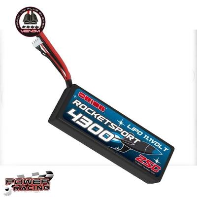 ORION Batterie Lipo 4300mah 25c 3s ( 11,1v)
