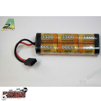 A2P Pack 7.2v/AP-3300SC TRAXXAS, 6336F