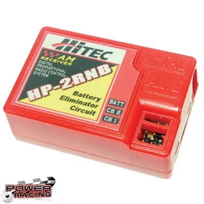 HITEC Récepteur 2 voies AM 41Mhz HP-2RNB