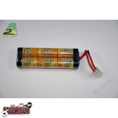 A2P Pack 7.2v/AP-5200SC TAMIYA, 6522F