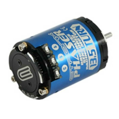 ETRONIX Moteur Brushless Phaser 1/10 Sensored 6.5T 5150Kv