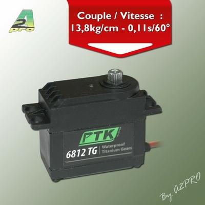 A2P Pro-Tronik servo 6812 TG, 76812