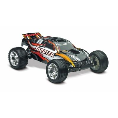 TRAXXAS Rustler XL-5 TQ ID RTR 37054-1