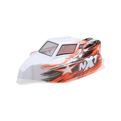 HOBBYTECH Carrosserie Pit Bull Orange prepeinte Spirit NXT GP CA-284