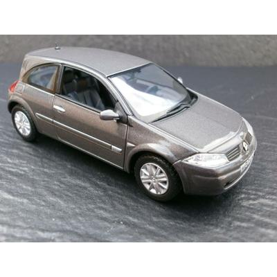 NOREV  Renault Megane Grise Hologramme 1/43