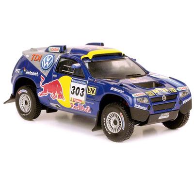 NOREV Volkswagen Race Touareg 2 Dakar 2008 1/43