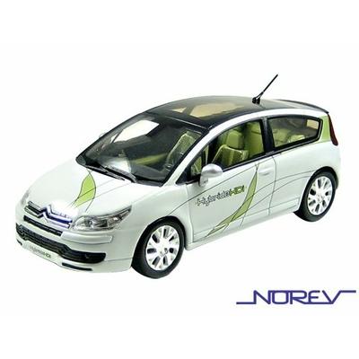 NOREV Citroen C4 Hybride 2006 White 1/43