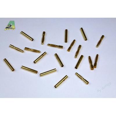 A2P Contact OR 2.0mm mâle et femelle (10 paires), A2P14020