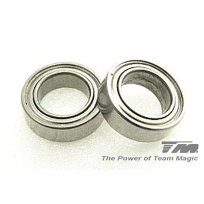 TEAM MAGIC Roulements 6x10x3mm (2)