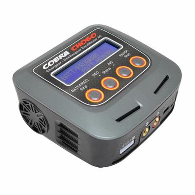 RC System Chargeur Déchargeur COBRA S60 220v / 12v, CH060