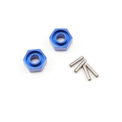 TRAXXAS Hexagones de roue alu 12mm (x2) 1654X