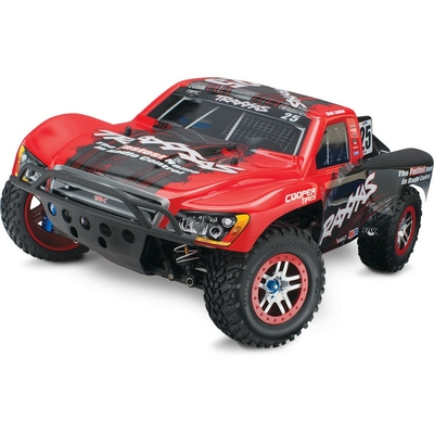 TRAXXAS Slash 4x4 LCG Ultimate VXL TQi TSM Bluetooth ID RTR 68077-3