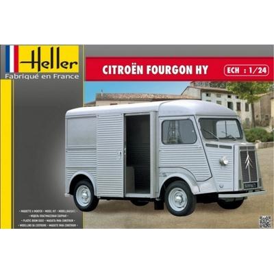 Heller Citroen Fourgon HY 1/24
