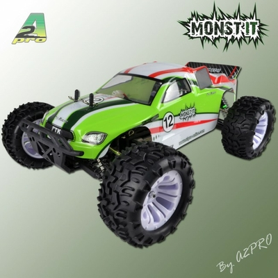 A2P Kit Monst'it brushed RTR, A2PC11003