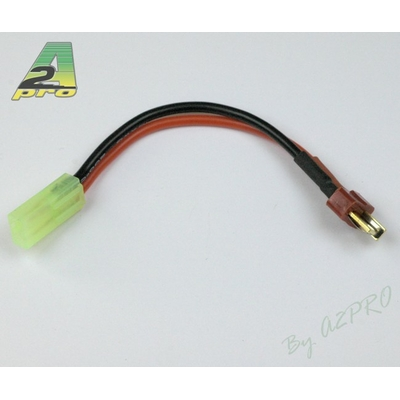 A2P Adaptateur Dean mâle/mini Tamiya femelle Airsoft, A2P11014