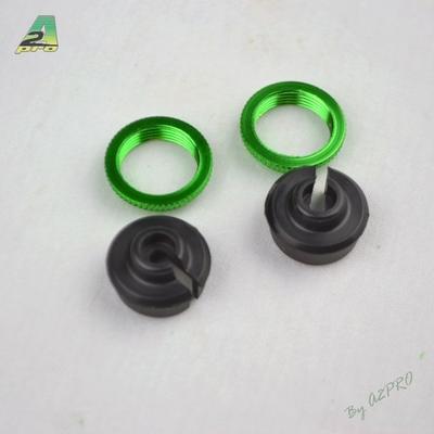 A2P Rondelle d'ajustement et écrou pour amortisseur (2 jeux), C10111
