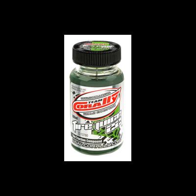 Corally Traitement Tire Juice 22 Green Asphalt/Caoutchouc C-13760