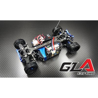GLA 1/27 4WD Chassis avec récepteur