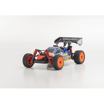 KYOSHO MINI-Z MB010S 4WD 1/24 INFERNO MP9 TKI3 ROUGE/NOIR - READYSET