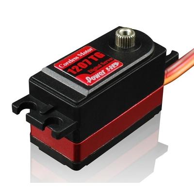 POWERHD SERVO HD 1207TG LOW PROFIL PIGNON META DIGITAL (8.0KG/0.09SEC)