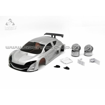 Carrosserie Megane Trophy V6 Gris