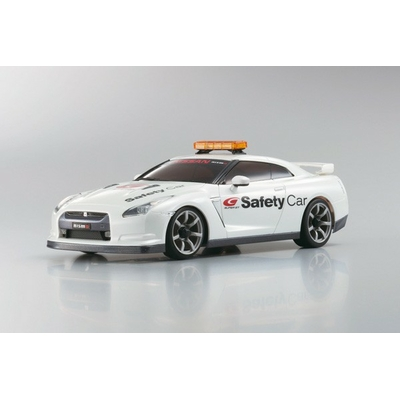AUTOSCALE NISSAN GTR SAFETY CAR MA010