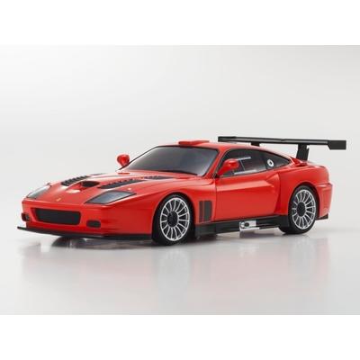 AUTOSCALE FERRARI 575 GTC ROUGE (W-RM)