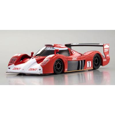 Autoscale Toyota LM GT-one TS020 N°1 pour Miniz MR03