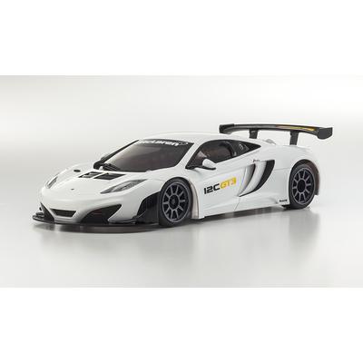 Autoscale Mac Laren 12C GT3 2013 Blanche