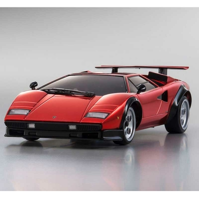 Carrosserie Lamborghini Countach Chrome rouge