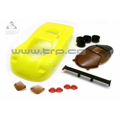 Carrosserie MiniZ TRPScale Mosler MT900 Jaune à peindre