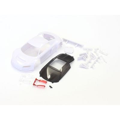 Carrosserie Audi R8 LMS à peindre pour Miniz Kyosho