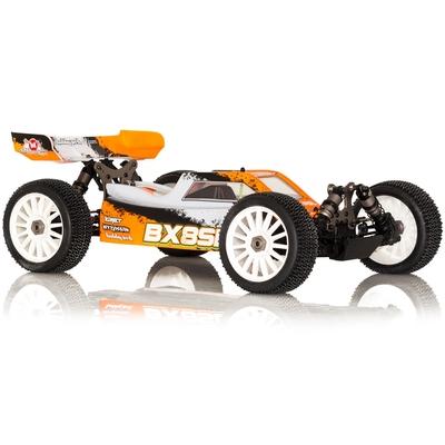 "HobbyTech Buggy 1/8"" BX8SL V2 RTR (Sans Accu/Chargeur), 1SLBX8SL"