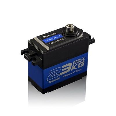 POWERHD SERVO HD WP-23KG WATERPROOF CORELESS (23.0KG/0.12SEC)