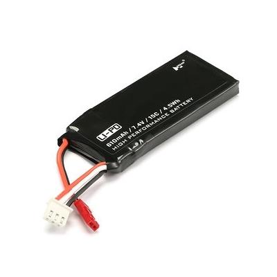 HUBSAN Batterie 7.4v 610mAh 15c pour drone H502-16
