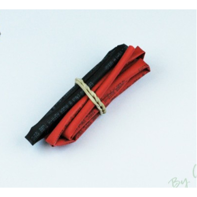 A2P Tube thermo 3mm rouge+noir, 160030