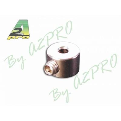 A2P  Bague d'arrêt chromée - 2mm (10 pcs), 4260